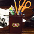 San Francisco 49ers NFL Pencil Holder