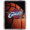 "Cleveland Cavaliers NBA ""Photo Real"" 48"" x 60"" Tapestry Throw"
