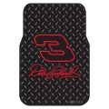 Dale Earnhardt Sr. #3 NASCAR Car Floor Mat