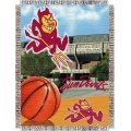"Arizona State Sun Devils NCAA College ""Home Field Advantage"" 48""x 60"" Tapestry Throw"