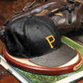 Pittsburgh Pirates MLB Baseball Cap Figurine