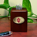 Indiana Hoosiers NCAA College Paper Clip Holder