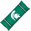 "Michigan State Spartans NCAA College 19"" x 54"" Body Pillow"