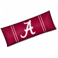 "Alabama Crimson Tide NCAA College 19"" x 54"" Body Pillow"