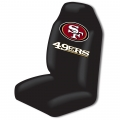San Francisco 49ers NFL Car Seat Cover