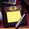 Minnesota Twins MLB Memo Pad Holder
