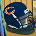 Chicago Bears NFL Helmet Bank