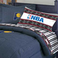 Indiana Pacers Full Size Sheets Set