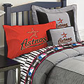 Houston Astros Queen Size Sheets Set