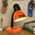 Oklahoma State Cowboys NCAA College Desk Lamp