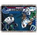 "Robert Luongo NHL 48"" x 60"" Tapestry Throw"