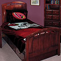 "Arizona Cardinals NFL Twin Comforter Set 63"" x 86"""