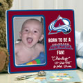 Colorado Avalanche NHL Ceramic Picture Frame