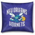"New Orleans Hornets NBA 18"" x 18"" Cotton Duck Toss Pillow"