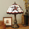 Houston Astros MLB Stained Glass Tiffany Table Lamp