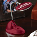 Arizona Cardinals NFL LED Desk Lamp