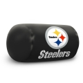 "Pittsburgh Steelers NFL 14"" x 8"" Beaded Spandex Bolster Pillow"