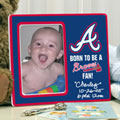 Atlanta Braves MLB Ceramic Picture Frame