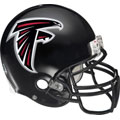 Atlanta Falcons Helmet Fathead NFL Wall Graphic