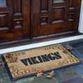 Minnesota Vikings NFL Rectangular Outdoor Door Mat