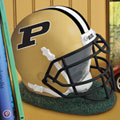 Purdue Boilermakers NCAA College Helmet Bank
