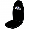 Colorado Rockies MLB Car Seat Cover