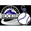 "Colorado Rockies MLB 20"" x 30"" Acrylic Tufted Rug"