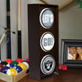 Oakland Raiders NFL Stop Light Table Lamp