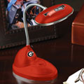 Georgia UGA Bulldogs NCAA College LED Desk Lamp