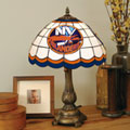 New York Islanders NHL Stained Glass Tiffany Table Lamp