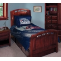 "New England Patriots NFL Twin Comforter Set 63"" x 86"""