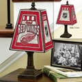 Detroit Redwings NHL Art Glass Table Lamp