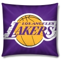 "Los Angeles Lakers NBA 16"" Embroidered Plush Pillow with Applique"