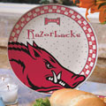 "Arkansas Razorbacks NCAA College 11"" Gameday Ceramic Plate"