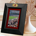 "Alabama Crimson Tide NCAA College 10"" x 8"" Black Vertical Picture Frame"