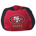 "San Francisco 49ers NFL 102"" Bean Bag"