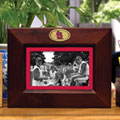 "St. Louis Cardinals MLB 8"" x 10"" Brown Horizontal Picture Frame"