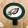Philadelphia Eagles NFL Art Glass Nightlight