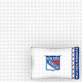 New York Rangers Locker Room Sheet Set
