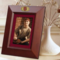 "Florida Seminoles NCAA College 10"" x 8"" Brown Vertical Picture Frame"