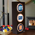 Detroit Tigers MLB Stop Light Table Lamp