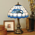 Seattle Seahawks NFL Stained Glass Tiffany Table Lamp