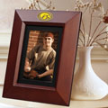 "Iowa Hawkeyes NCAA College 10"" x 8"" Brown Vertical Picture Frame"