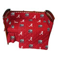 Alabama Crimson Tide Crib Bed in a Bag - Red