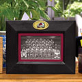 "Colorado Avalanche NHL 8"" x 10"" Black Horizontal Picture Frame"