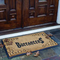 Tampa Bay Buccaneers NFL Rectangular Outdoor Door Mat