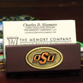Oklahoma State Cowboys NCAA College Business Card Holder