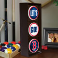 Boston Red Sox MLB Stop Light Table Lamp