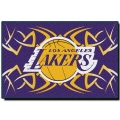 "Los Angeles Lakers NBA 20"" x 30"" Tufted Rug"