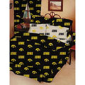 Iowa Hawkeyes 100% Cotton Sateen Twin Bed-In-A-Bag